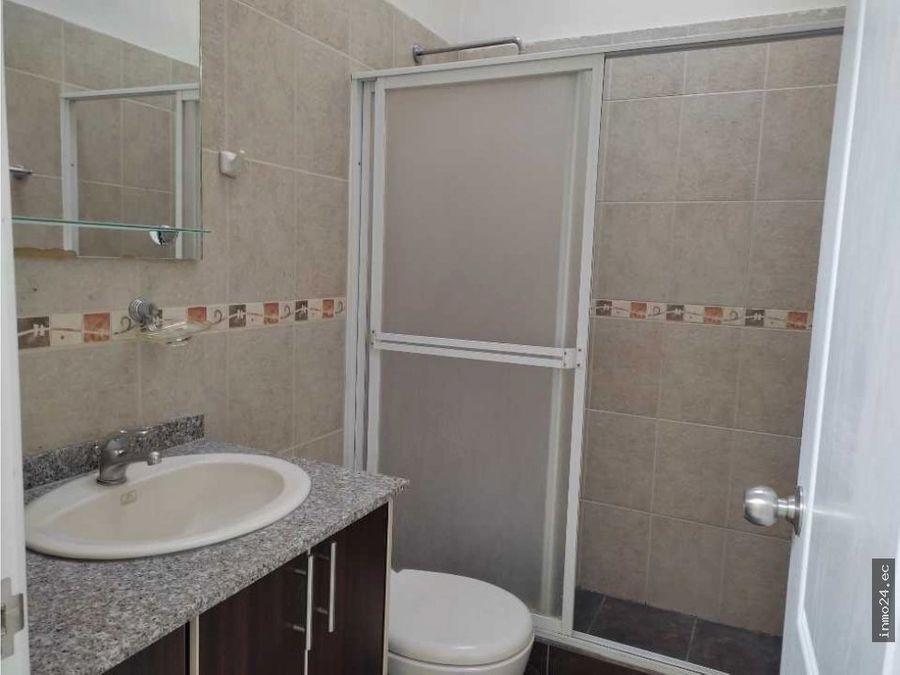 venta casa en conjunto habitacionalsector la armeniapuente 8