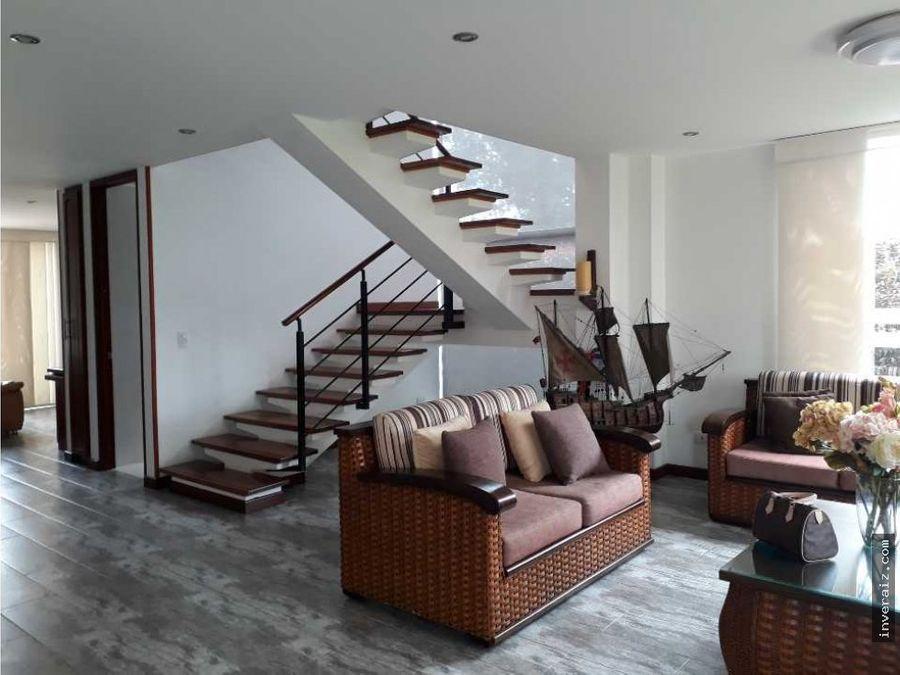 venta casa en chia club house5habsyg