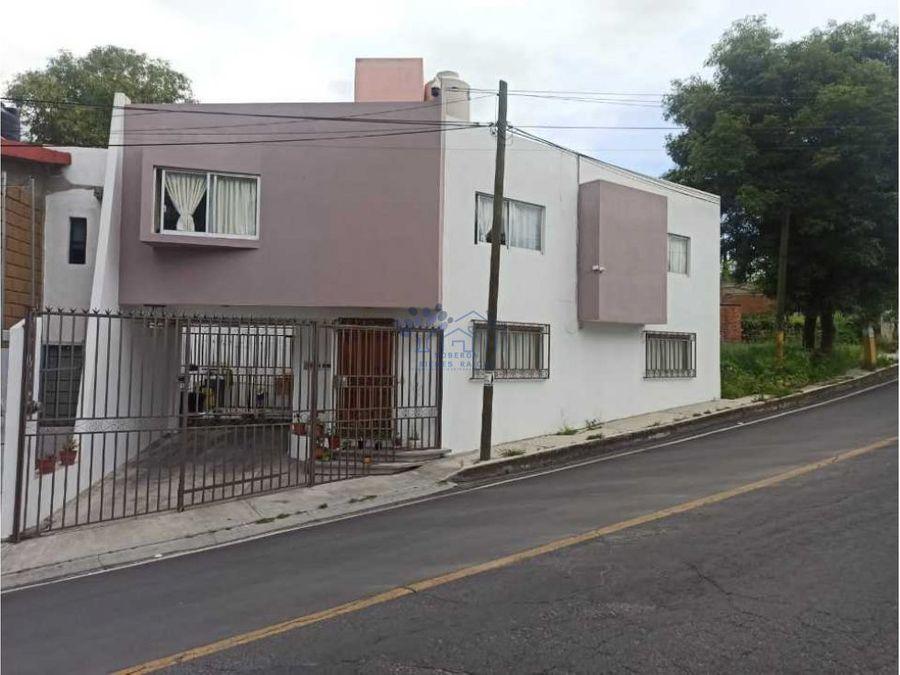 venta casa en atlihuetzia sobre via principal