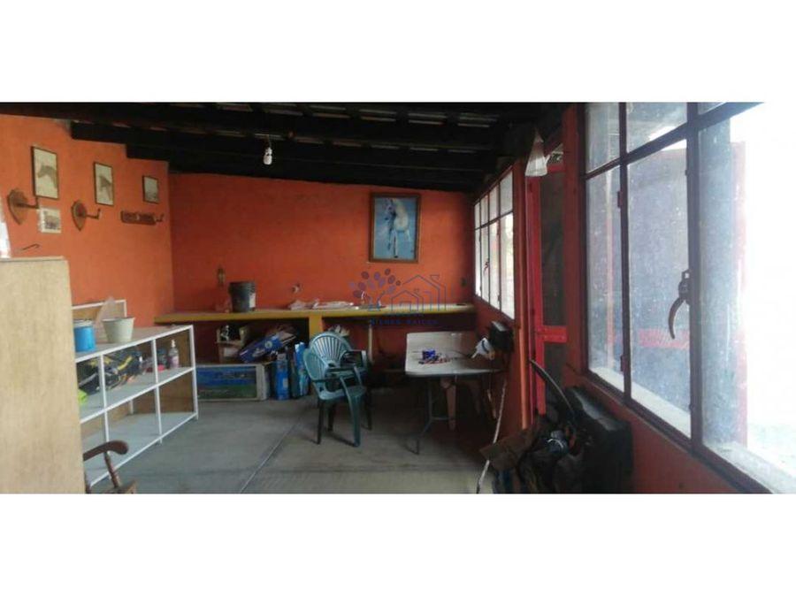 venta casa en barrio san jose huamantla estilo rustico