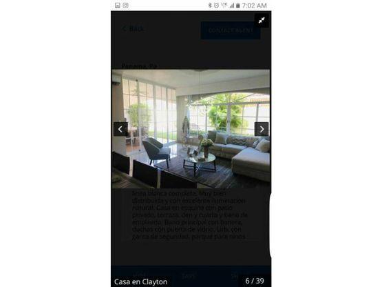 venta casa en ph green field clayton 290mt2