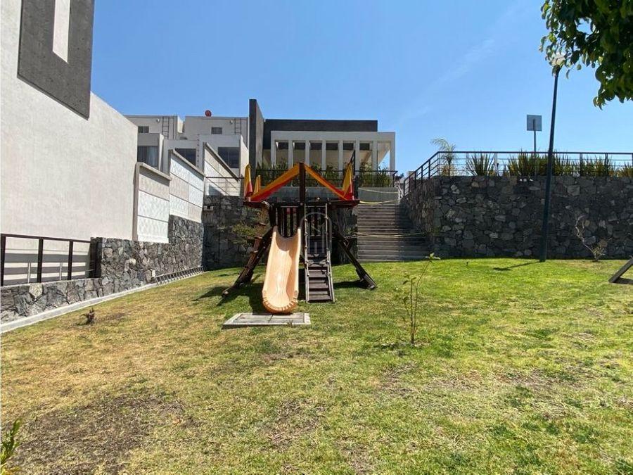 venta casa 3 recamaras roof garden residencial del parque queretaro