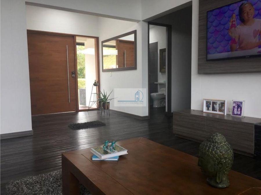 venta casa finca el retiro mirador represa