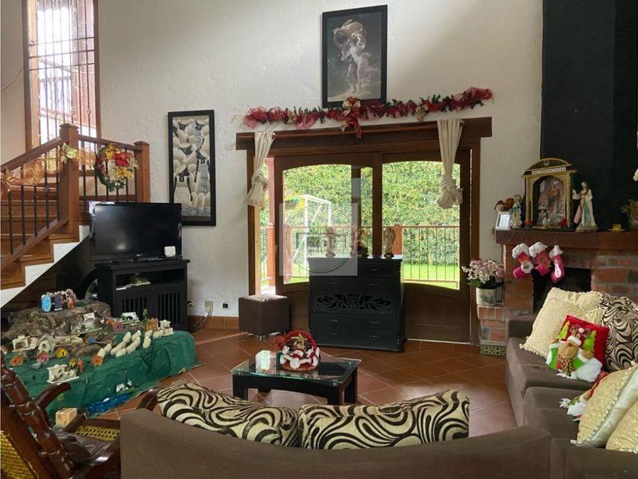 venta casa finca el tablacito rionegro 2800 m2 lote 800 m2 construido