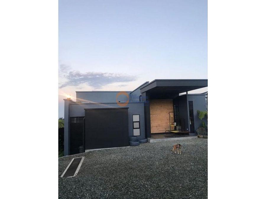 casa en venta km 7 via pereira armenia