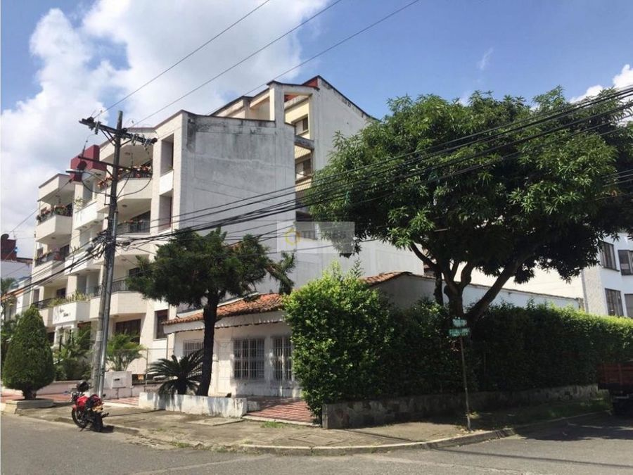 venta casa lote esquinero el ingenio sur cali cqv
