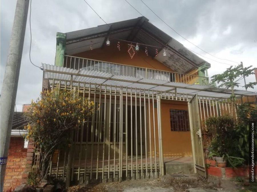 venta casa san francisco cundinamarca