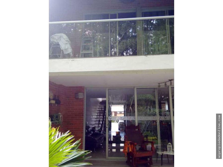 venta casa san lucas envigado en unidad residencial
