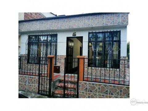 venta casa sector terminal