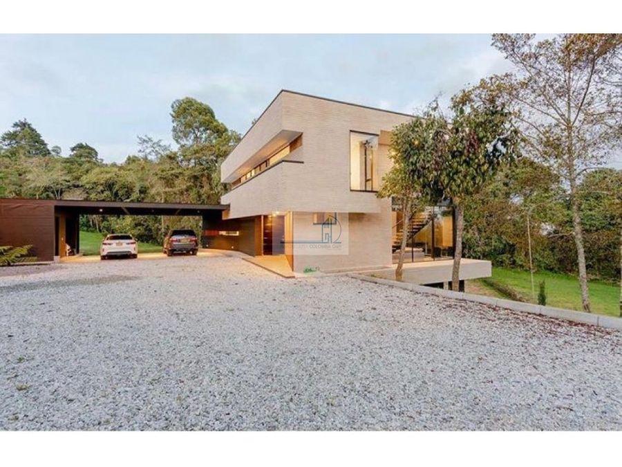 venta casa palmas vereda perico
