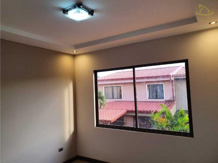 alquiler o venta casa para estrenar condominio san joaquin