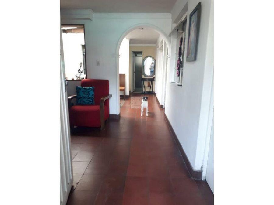venta casa primer piso campo amor medellin 132 m2