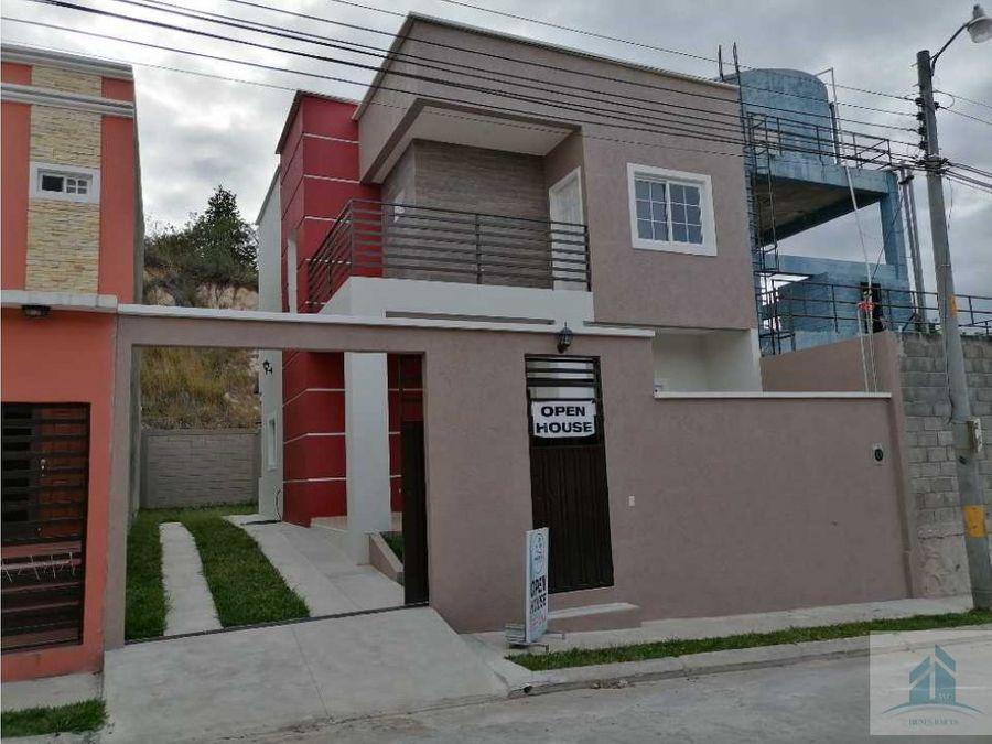 venta casa residencial santa cruz