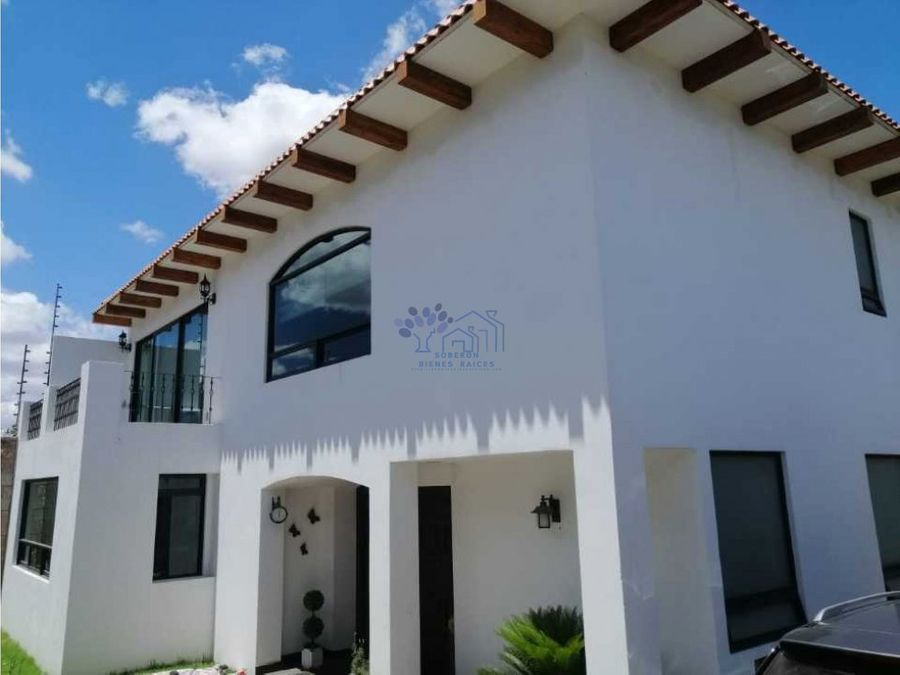 venta casa residencial zona de hospitales san matias tepetomatitlan
