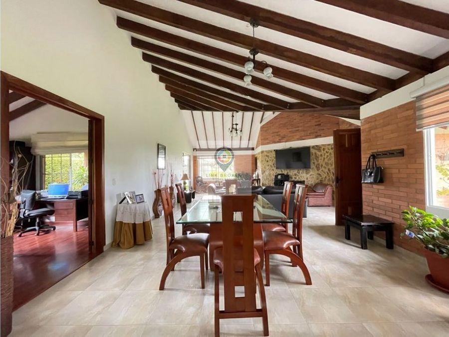 venta casa campestre sector la ofrenda pereira