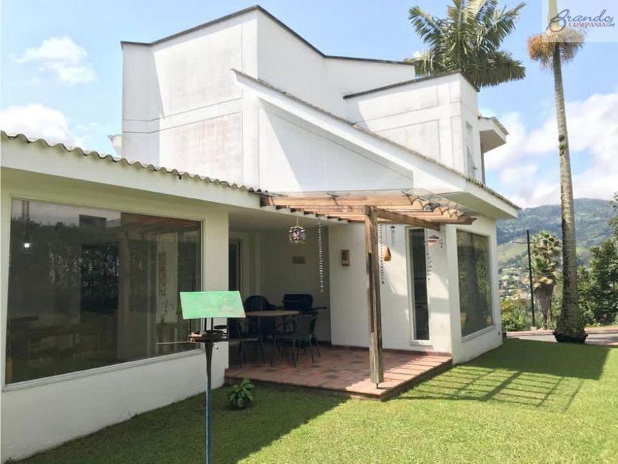 venta casa el trebol manizales