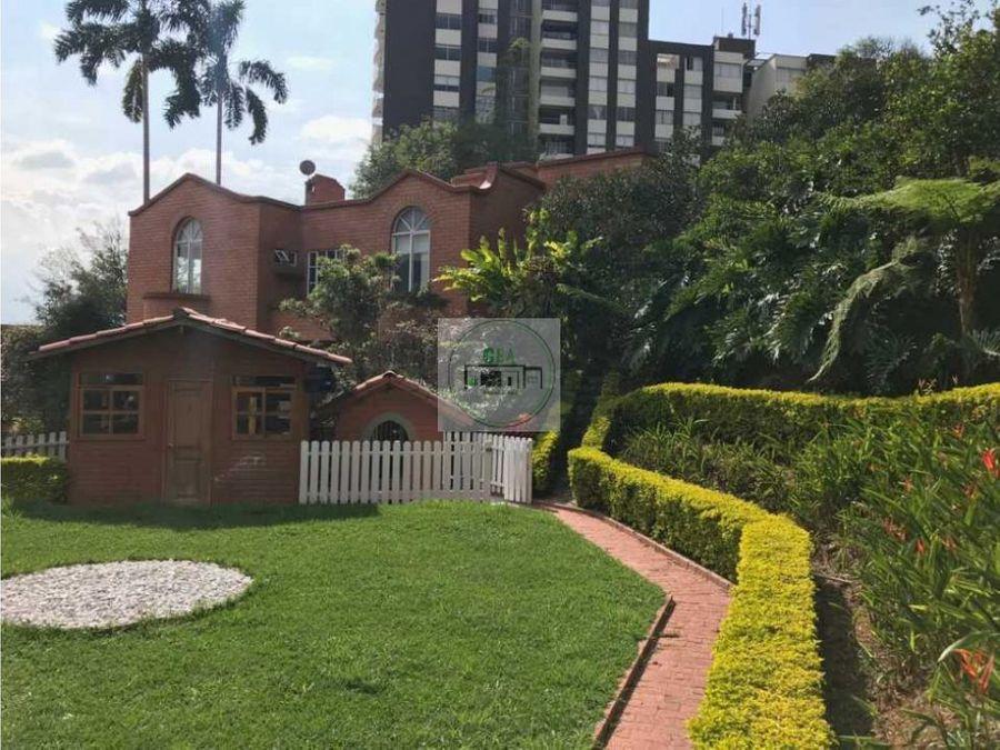 venta casa unifamiliar el poblado la superior 400 m2 2700000000