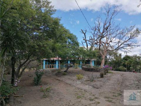 venta casa y terreno zamorano