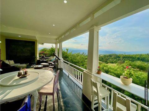 venta confortable casa campestre en condominio cerritos linda vista