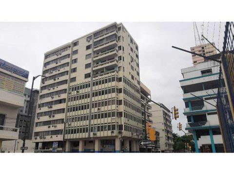 venta de oficina av quito y 9 de octubre centro de guayaquil