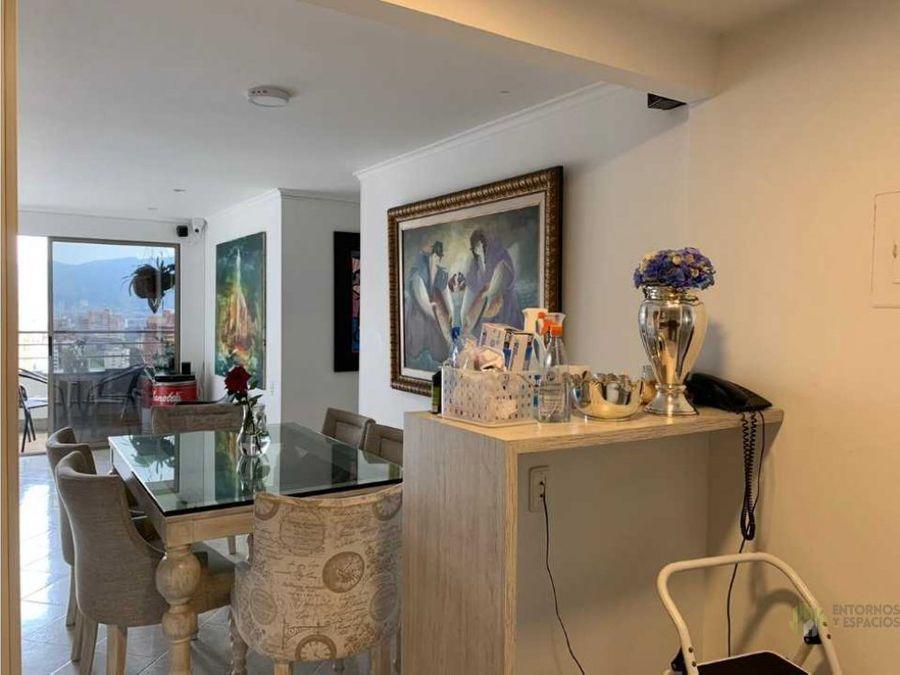 venta de apartamento medellin poblado