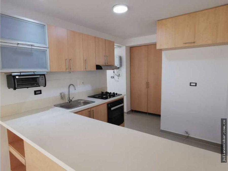 venta de apartamento como nuevo en pance