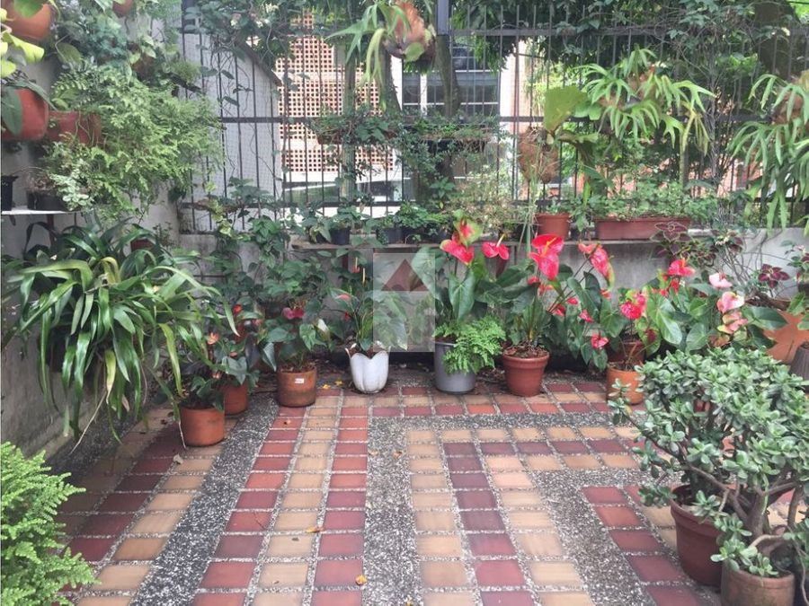 venta de apartamento con terraza en santa maria de los angeles
