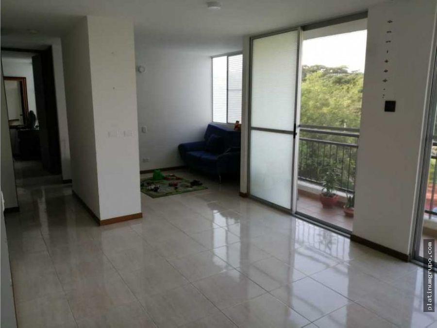 apartamento en venta en condominio en bochalema cali dc
