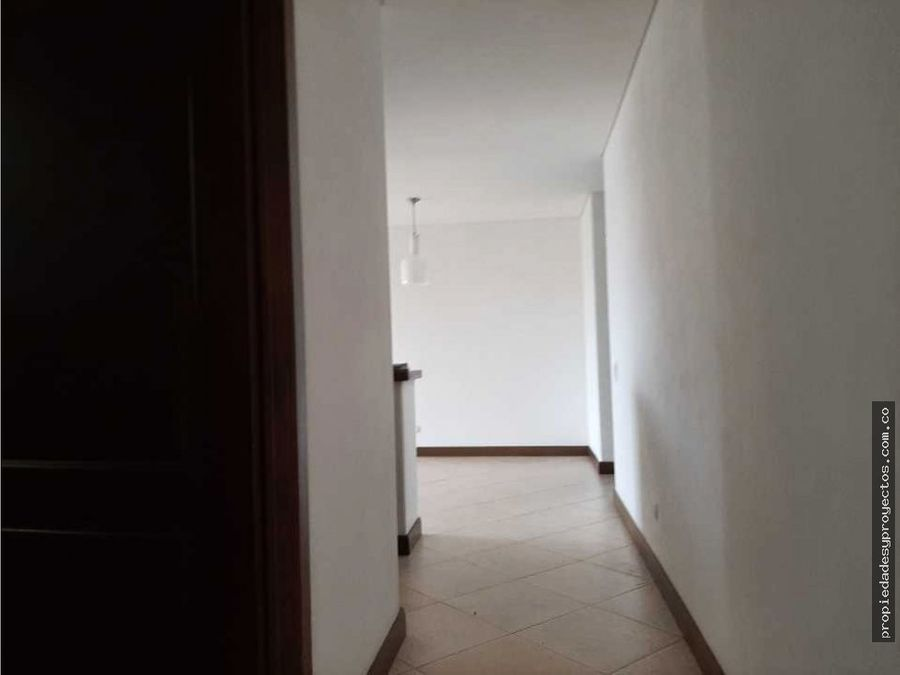 venta de apartamento en san antonio de pereira