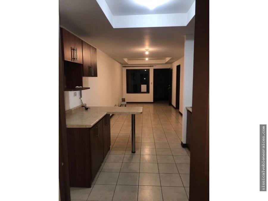 venta de apartamento en tres rios