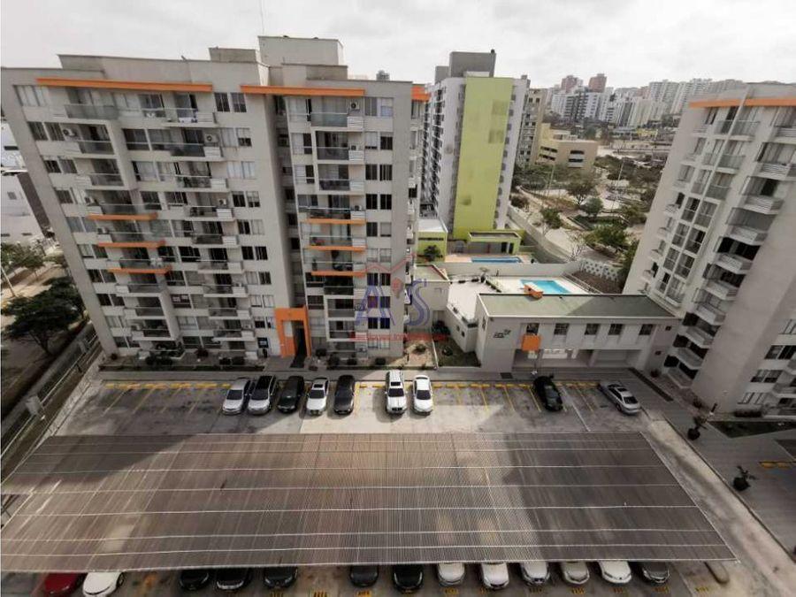 venta de apartamento en villa carolina barranquilla