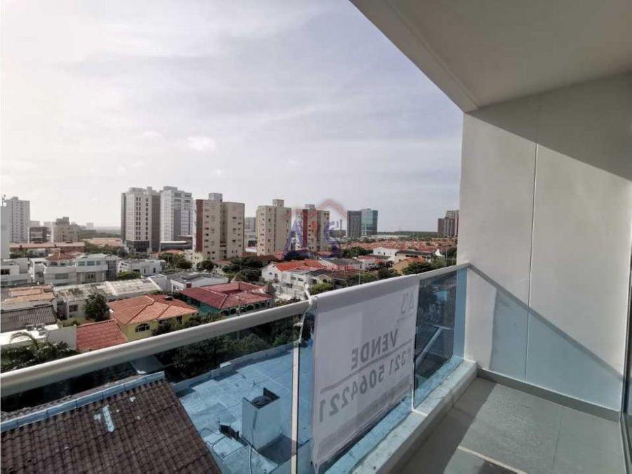 venta de apartamento en villa santos