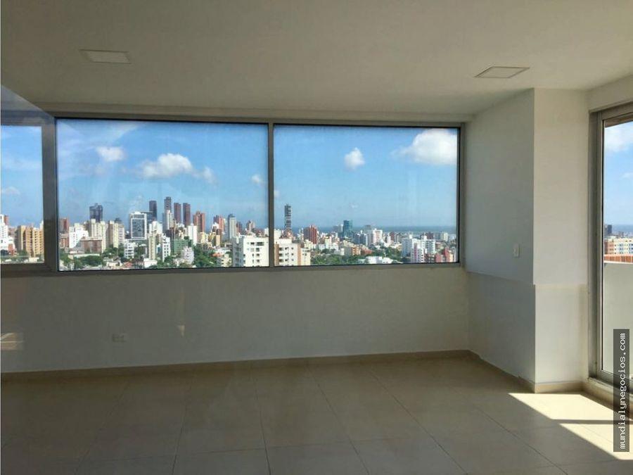 venta de apartamento para estrenar en zona norte de bquilla
