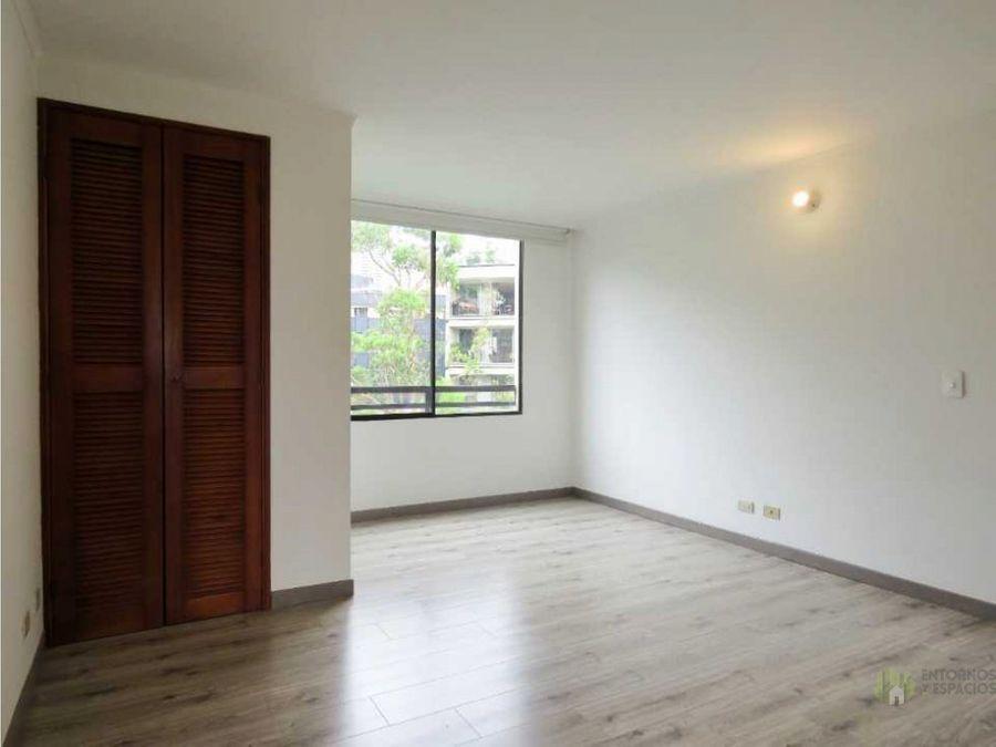 venta de apartamento poblado las lomas