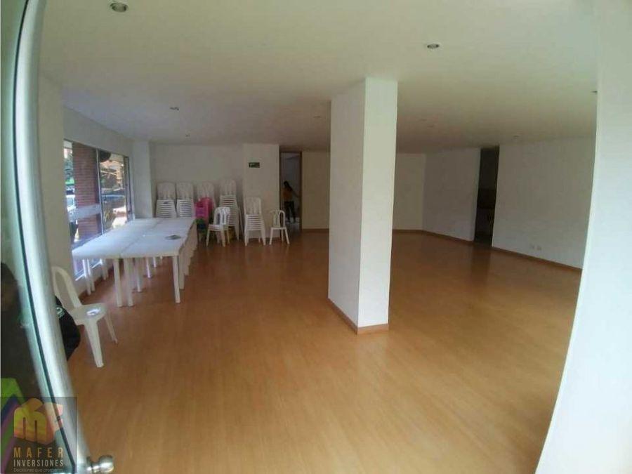 venta de apartamento remodelado en cedritos mf003