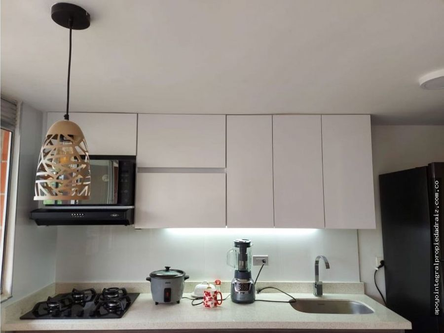 venta de apartamento sector agizal itagui