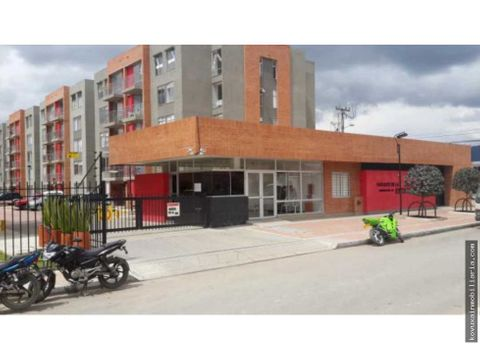 venta de apartamento zona central cajica