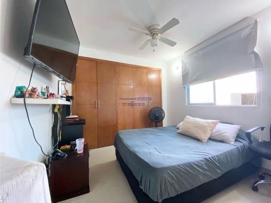 venta de apartamento 2 alcobas en bocagrande en cartagena de indias