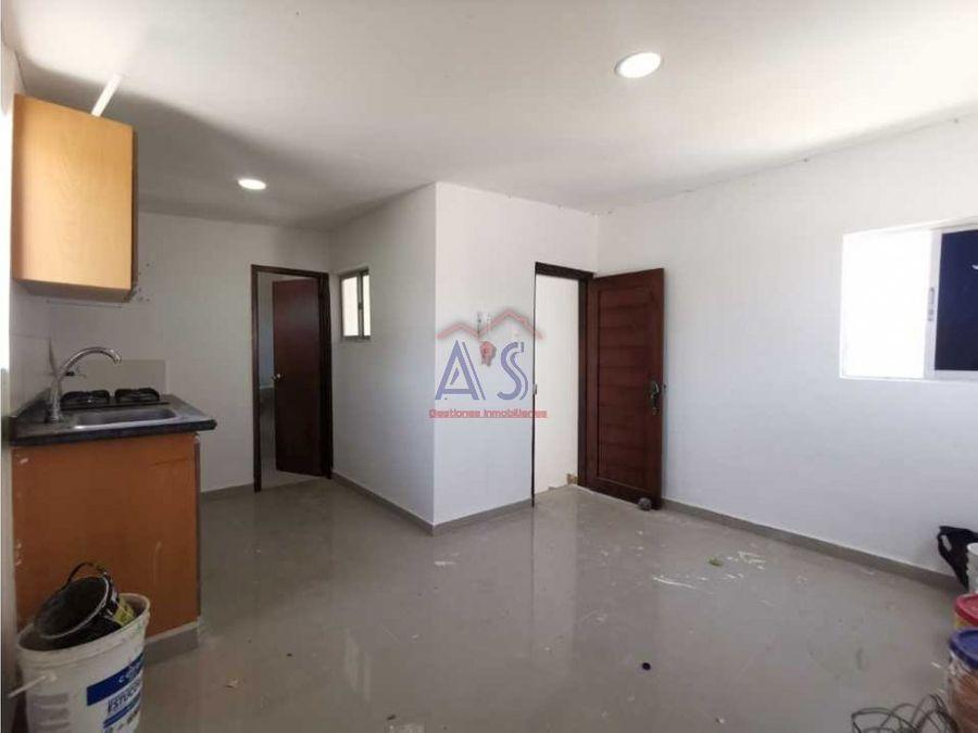 venta de apartaestudio en puerto colombia