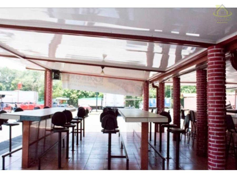 venta de bar rest y apartamentos en belen 1770 m2