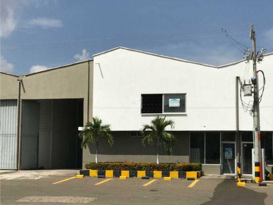 venta permuta bodega cartagena bolivar 1000 m2 2800 millones
