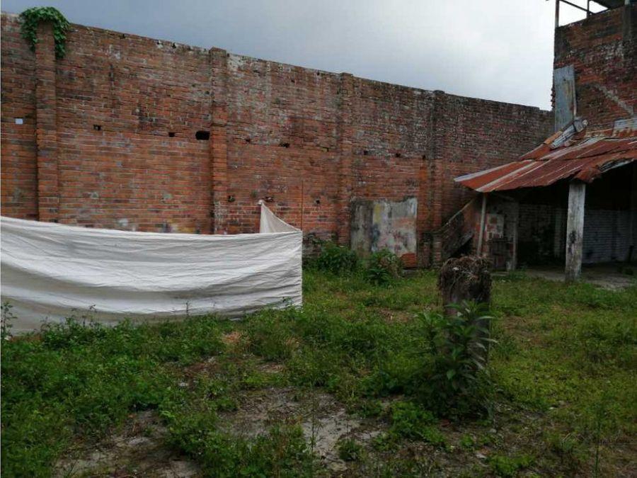 venta de bodega ubicada en sevilla valle barrio el carmen