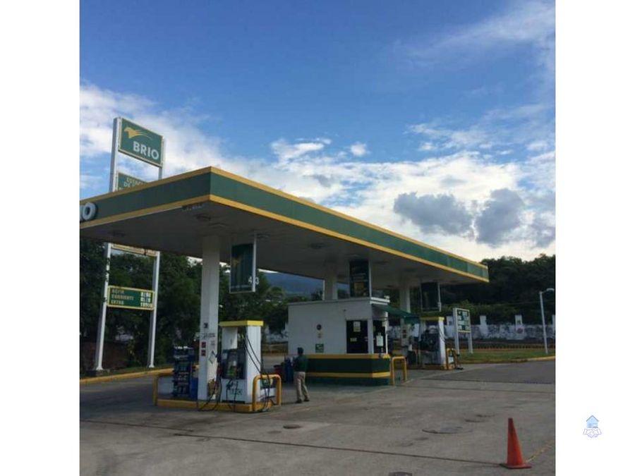 venta de bomba de gasolina quindio