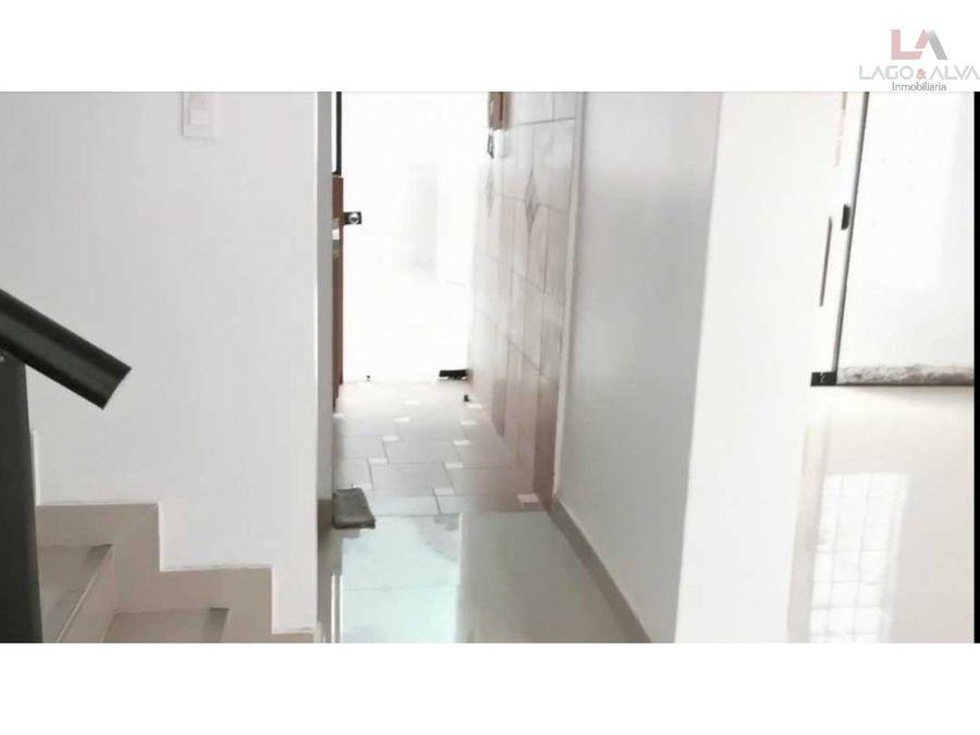 venta de casa 3 pisos en lince
