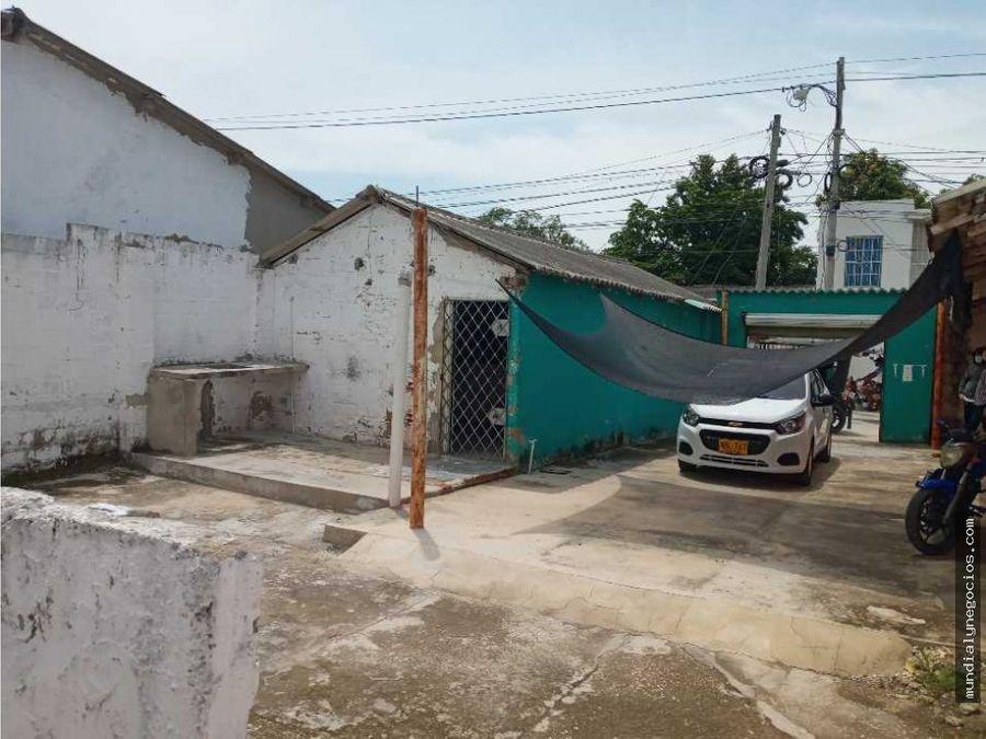 venta de casa comercial en sabanagrande en via principal