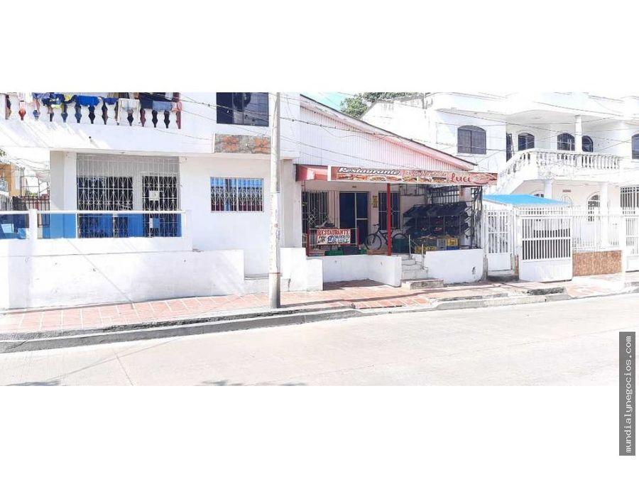 venta de casa comercial ubicada en via principal de san felipe