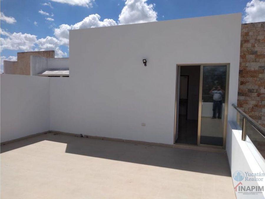 pre venta de casa con piscina en nuevo yucatan