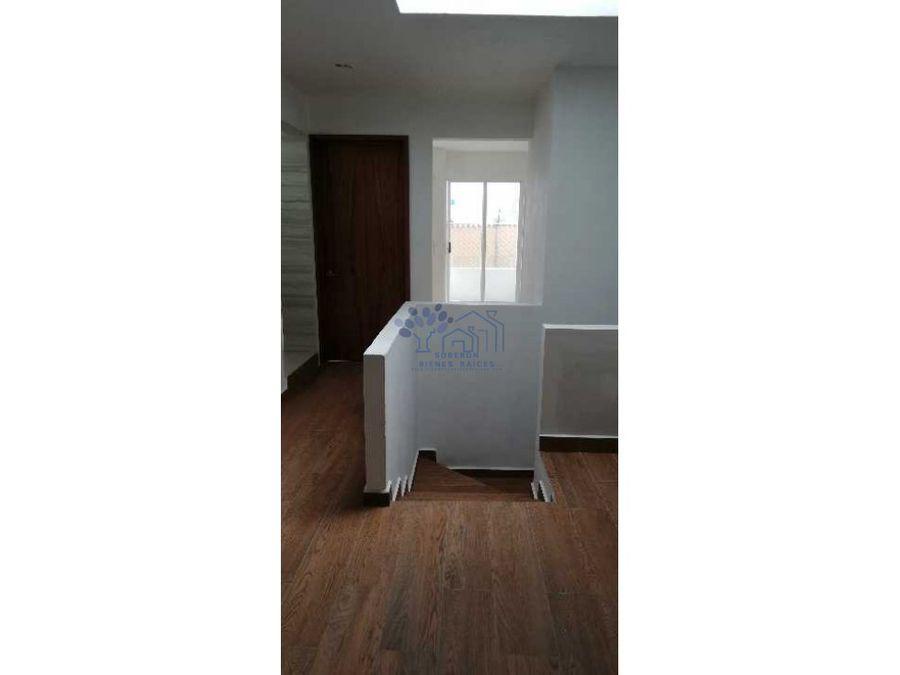 venta de casa con 3 habitaciones en santa anita huiloac