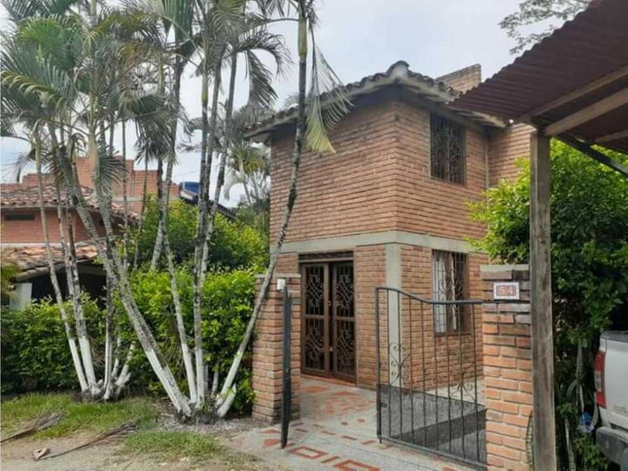 venta de casa campestre cartago valle