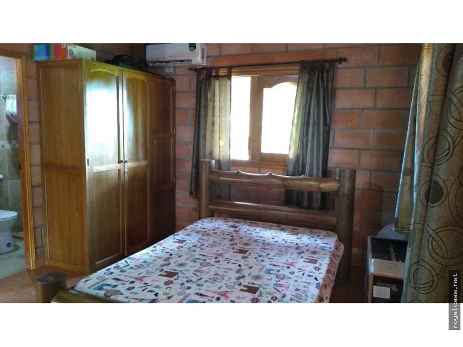 venta de casa campestre en monteria cordoba